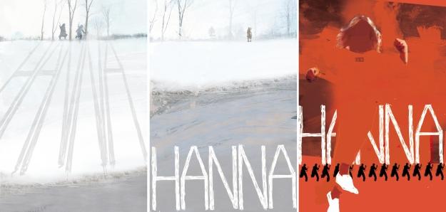 Hanna (殺神少女-漢娜) - 格林童話下的殺戮藝術