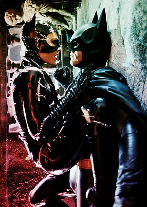 tdk-batman and catwoman