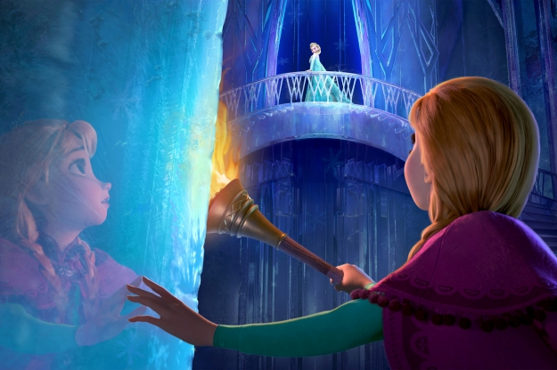 Frozen (魔雪奇緣) - 愛既完全,就把懼怕除去