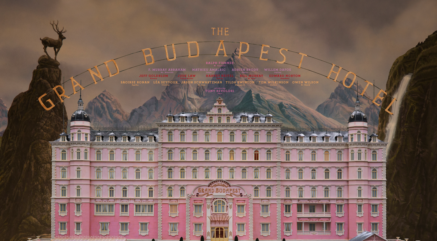 the grand budapest hotel to each his own cinema. Black Bedroom Furniture Sets. Home Design Ideas